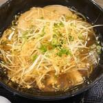 らぁ麺モリズミ - 料理写真:ネギ醤油らぁ麺