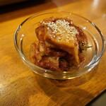 焼肉 鐵 - 白菜キムチ 480円