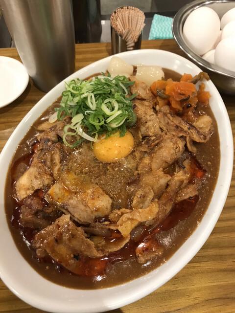 神栖 カレー 神戸 スタミナ