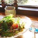 風の音 - 旬の野菜サラダ