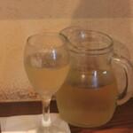 福の花 - 白ワイン