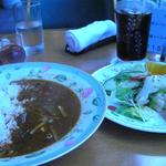 カフェ カルディー - ハヤシビーフカリー700円