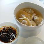 麻婆豆腐 辣 - 水餃子