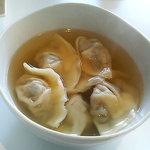 麻婆豆腐 辣 - 水餃子(アップ)