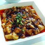 麻婆豆腐 辣 - 麻婆豆腐