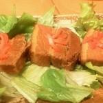 エル・ボスケ - 三枚肉:490円
