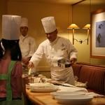 フローラ - 子供料理教室:吉田シェフ