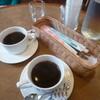 クレ-ル - ドリンク写真:'20/03/08 手前アメリカン・奥ブレンド