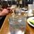 鳥っち - ドリンク写真:焼酎ロック2種
