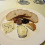 ヴィ ザ ヴィ - チーズの熟成具合が最高