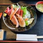 勇しげ - 海鮮丼