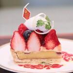 オーキッド - 料理写真:タルトフレーズ