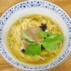 きくや - 料理写真:真鯛と狭山茶の潮SOBA~鯛イクラ飯付~