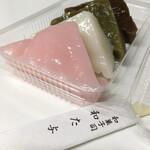 和た与 - 4色ういろ餅 ¥378