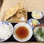 味美食堂 - 穴子天ぷら定食