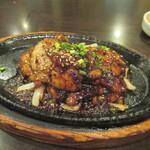 127013148 - 「とん豚焼肉定食」(930円)