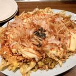 ぼてやん多奈加 - 料理写真:モダン焼き