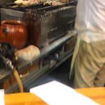 羅生門 - 焼き台