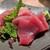 酒肴楽縁 笑門 - 料理写真:まぐろ刺身