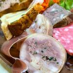 オー バカナル - お惣菜プレート
