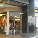 ドトールコーヒーショップ - 田町駅西口駅前 (2012年4月)