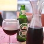イルキャンティ・カフェ - ビールの種類も豊富