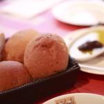 イルキャンティ・カフェ - ふかふかのパン