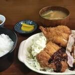 きくや食堂 - 料理写真: