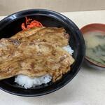 どん亭 - 焼肉ライス