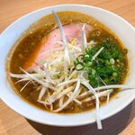 やまぞえ製麺所 - カレーヌードル1,000円