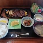 三平茶屋宮丸店 - Cランチ(858円)