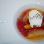 フレンチレストラン・プレジール - 柑橘系