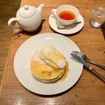 パンケーキカフェ mog -