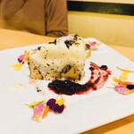 スタンド 四坪 - 奥様特製チーズケーキ