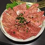 焼肉 千山閣 - 千山盛り(2600円)