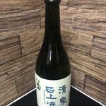 酒蔵 吉田屋 - ドリンク写真:特別純米酒 清泉石上流 720ml