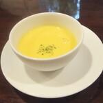 ステーキ池田 - スープ