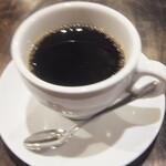 ステーキ池田 - コーヒー