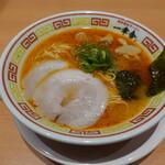 博多一幸舎 - ラーメン(880円)