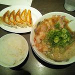 12705886 - ギョウザ定食