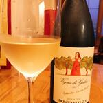 カフェ パルランテ - シチリアワイン(白)