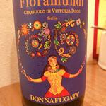 カフェ パルランテ - シチリアワイン(赤)