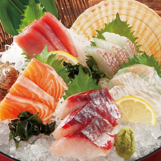 寿しと居酒屋 花の舞 東小金井店の料理の写真