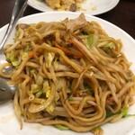 127054164 - 焼きそば(成喜特製太麺)