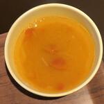 トルカリ - レンズ豆のスープ