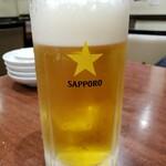 達磨 - 生ビール