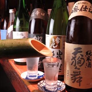 【石川・富山の地酒色々楽しめます!】