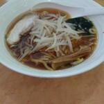 福龍 - 料理写真:醤油ラーメン