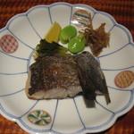 神谷 - 料理写真:むつかま焼き