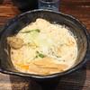 麺や 蒼 - 料理写真:ラーメン 見た目は白味噌のラーメンです。